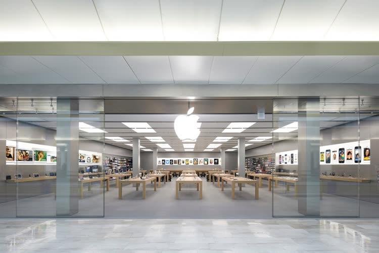 Comment les AppleStore des centres commerciaux vont gérer le pass sanitaire