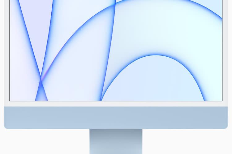 """iMac 24"""" : 100€ de remise sur 3 configurations de 256 Go à 1To deSSD"""