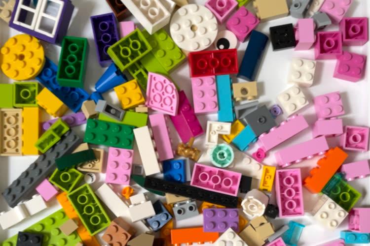 Brickit vous suggère brillamment des constructions avec vos Lego à disposition