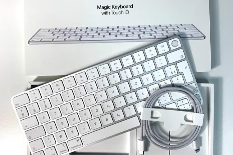 Promo : le Magic Keyboard Touch ID à partir de 139€