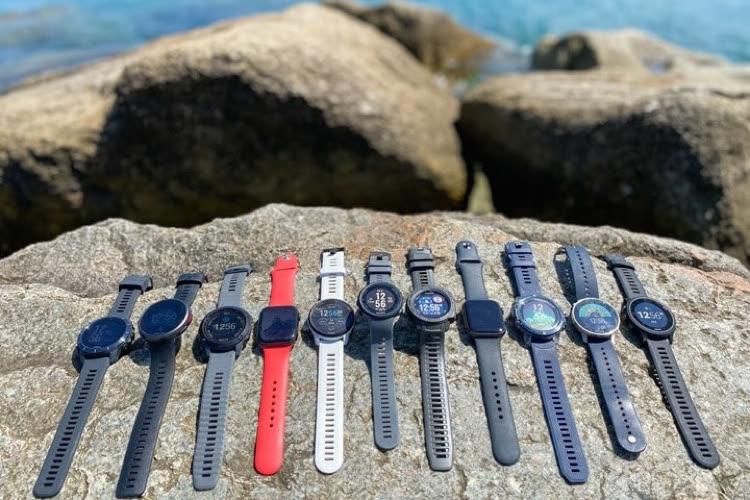 Natation : 12 montres testées sur la qualité de leur GPS