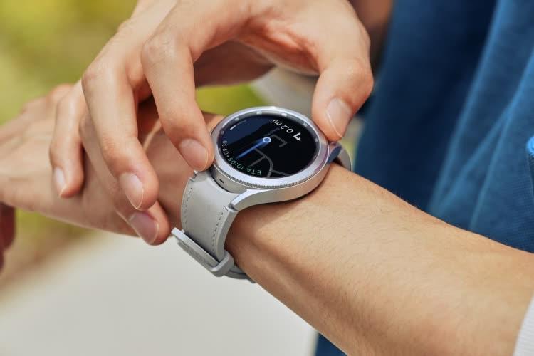Pour sa Galaxy Watch 4, Samsung mise sur Wear OS 3.0 et un capteur de composition corporelle