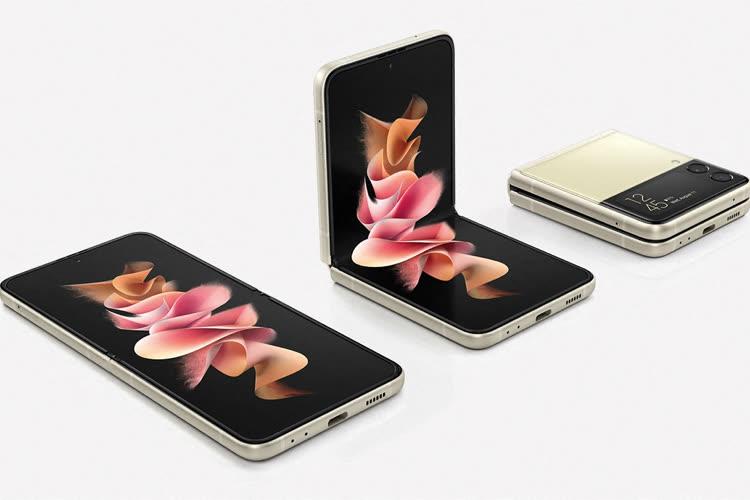 Galaxy Z Flip 3, Galaxy Z Fold 3 : Samsung plie mais ne rompt pas