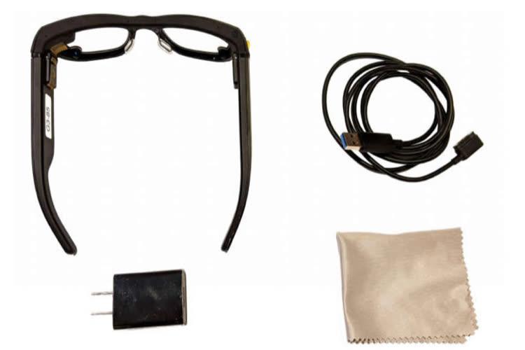On en sait plus sur les lunettes connectées de Facebook