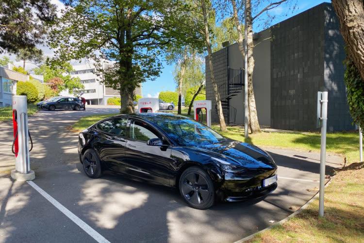 La conduite autonome chez Tesla n