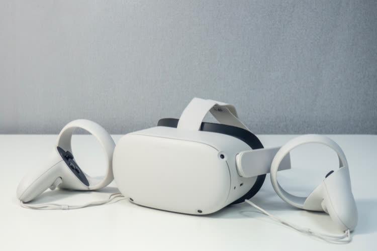 L'Oculus Quest 2, un prototype du casque VR/AR d'Apple ?