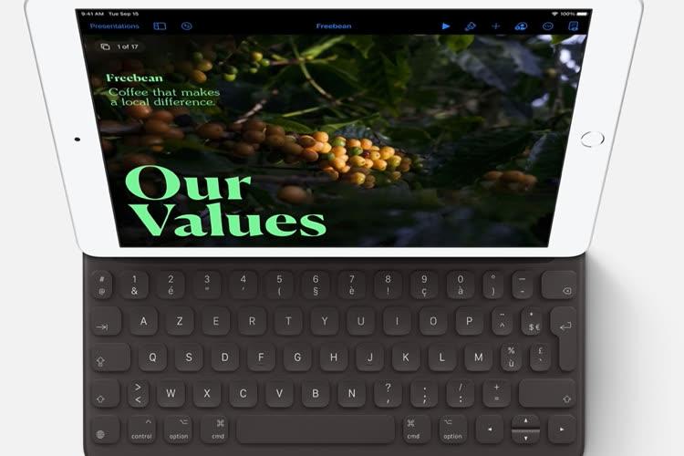 iPad 2021 : une entrée de gamme plus fine et plus rapide