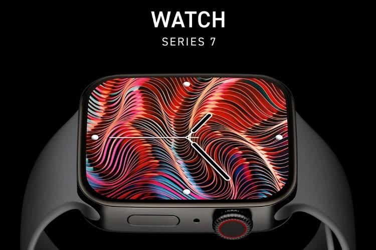 image en galerie : Un concept d'AppleWatch Series 7 plus engageant que les clones
