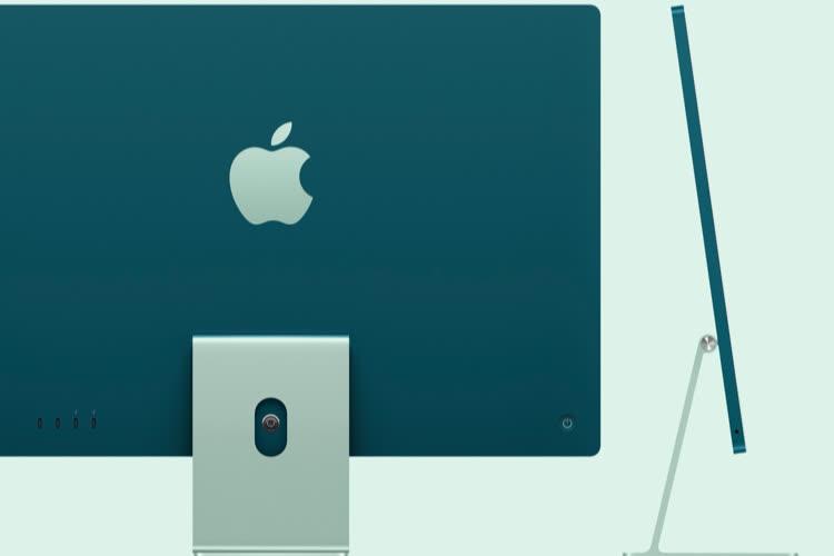 "Promo: iMac 24"" 8/512 Go à 1750€ (-149€) et 8/1To à 1960€ (-169€)"