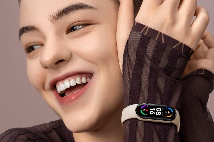 Avec ses bracelets connectés, Xiaomi passe devant Apple