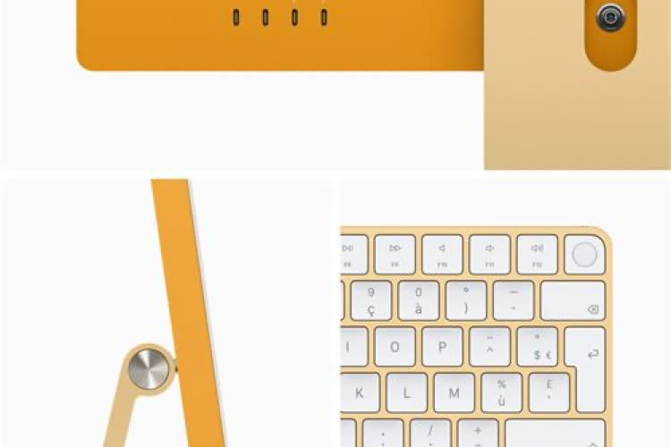 """Promo : iMac 24"""" 16/512 Go et Touch ID à 1 960€ (-169€)"""
