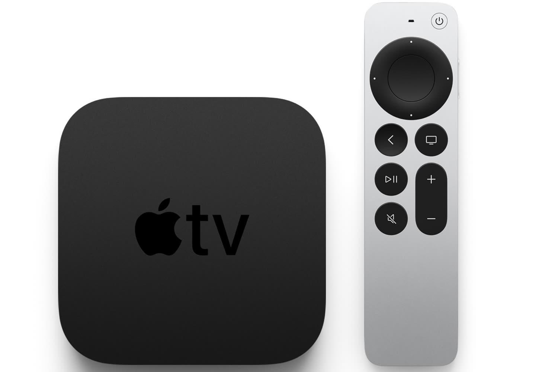 Refurb : l'AppleTV 4K 2021 et sa nouvelle télécommande à 169€