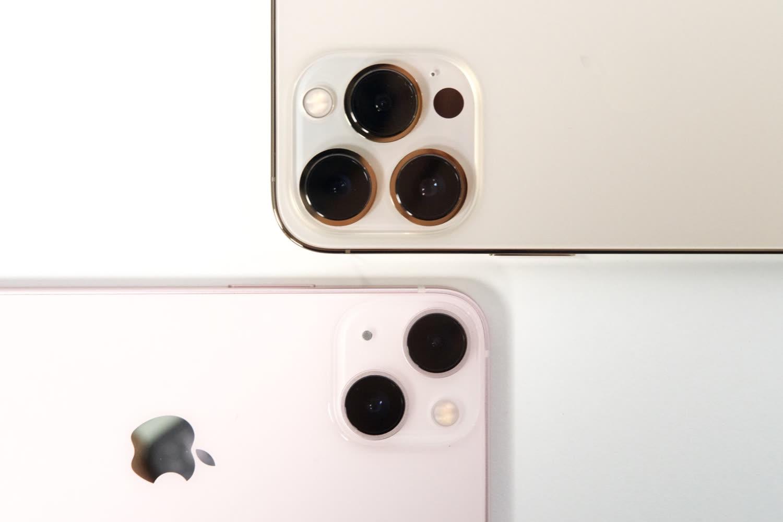 iPhone13: premier aperçu des nouveaux téléphones d'Apple