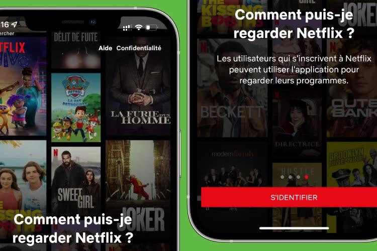 Apple lâche encore du lest : certaines apps pourront afficher un lien vers leurs boutiques sur le web