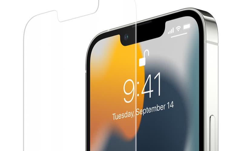 iPhone 13 : à nouvelle encoche, nouvelles protections d'écran