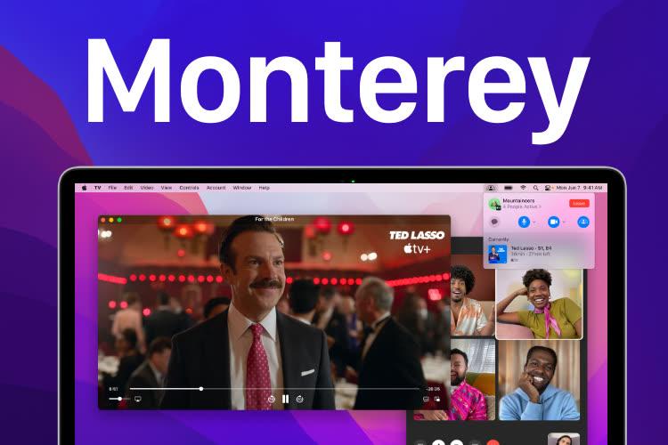 Huitième bêta pour macOS Monterey