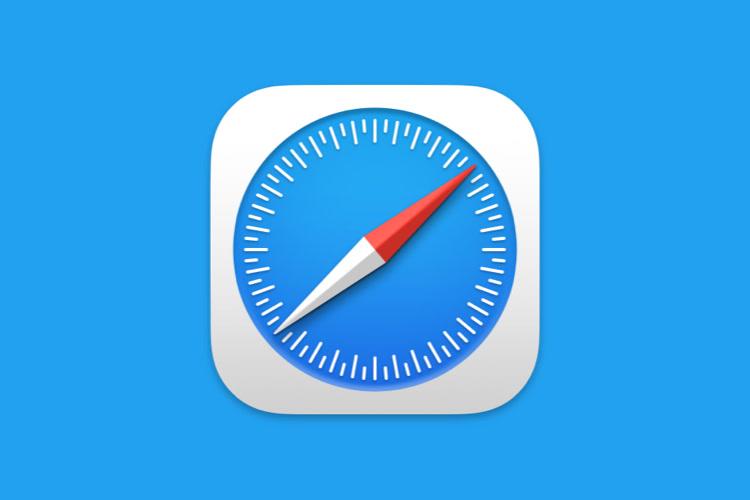 Safari 15 disponible pour macOS Big Sur et macOS Catalina