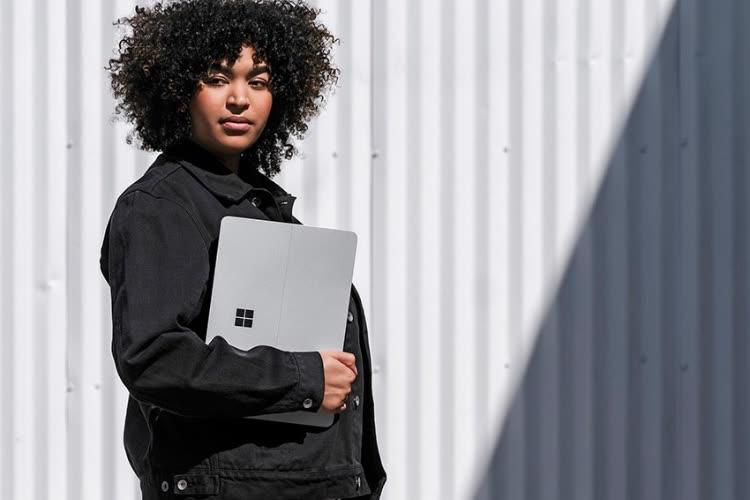 Le Surface Laptop Studio pourrait être le Mac d'un univers parallèle