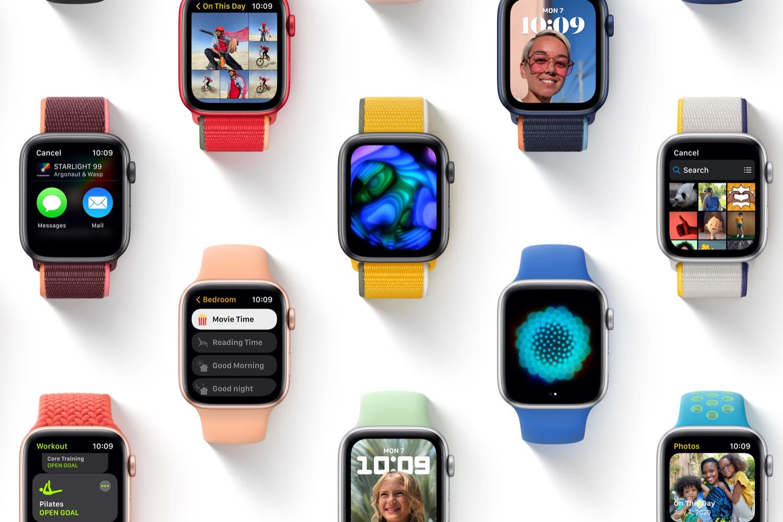 Les grandes nouveautés de watchOS8