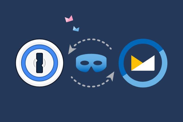 Comme Apple, 1Password et Fastmail proposent de masquer les adresses e-mail