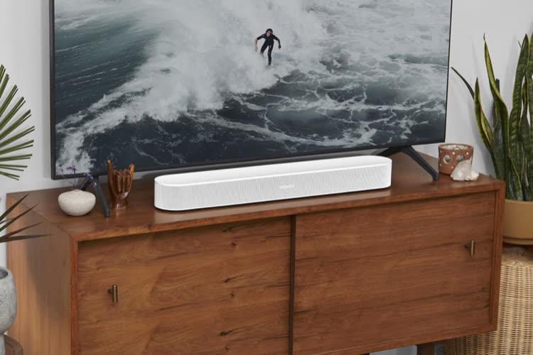 Beam (Gen 2), la nouvelle barre de son Sonos compatible Dolby Atmos et AirPlay 2
