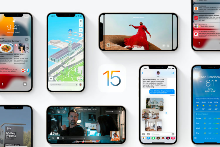 iOS15 peut estimer à tort que votre iPhone ou iPad est plein