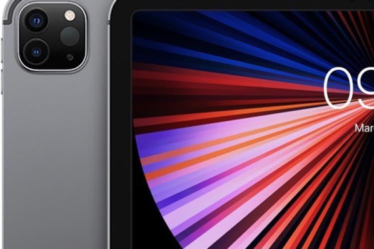 """Promo : iPadPro 12,9"""" cellulaire 256Go à 1285€ (-213€)"""