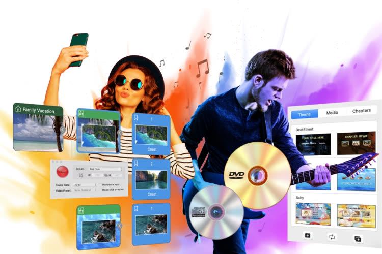 Toast 20 : pour graver vos CD et DVD comme un pro