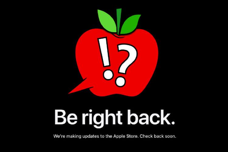 Et si Apple arrêtait avec les fermetures du Store pour les précommandes d'iPhone
