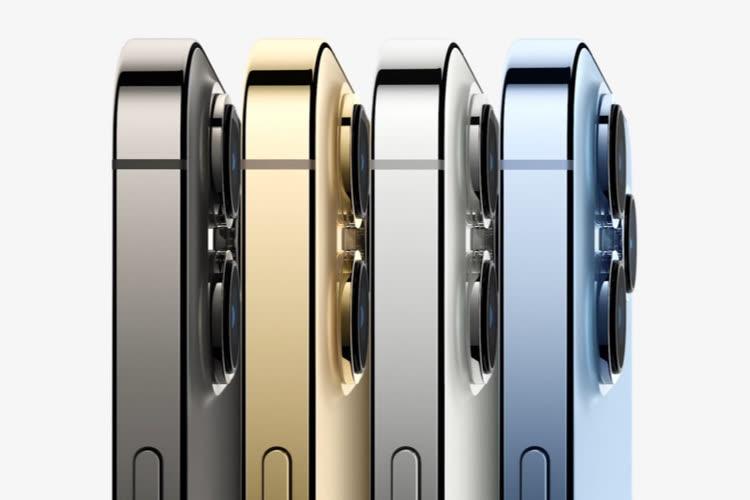 iPhone 13 : les délais s