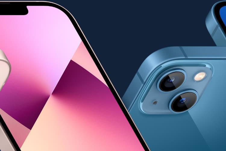 iPhone 13: prix, précommande et date de sortie