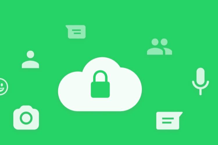 WhatsApp va chiffrer ses sauvegardes de bout en bout