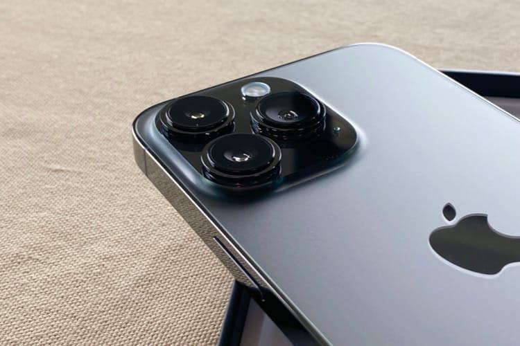 iPhone13: les caractéristiques des caméras décidées il y a trois ans