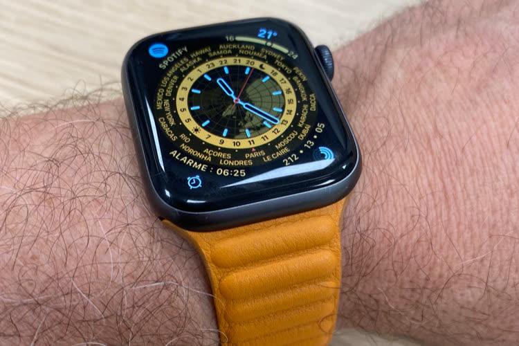 AppleWatch : prise en main des nouveaux bracelets 2021