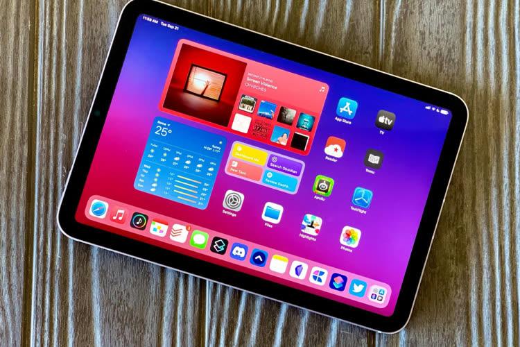 Revue de tests de l'iPadmini6 : une excellente tablette de niche