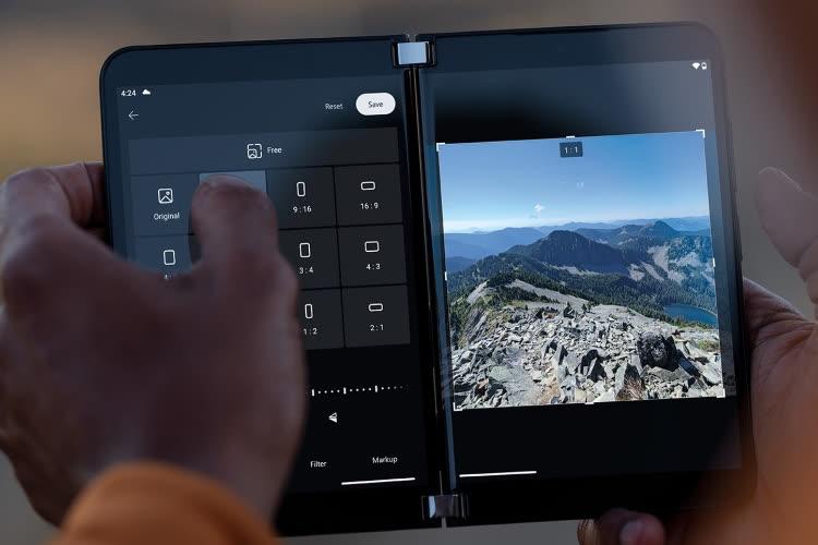Surface Duo 2 : Microsoft retente sa chance avec son smartphone à deux écrans