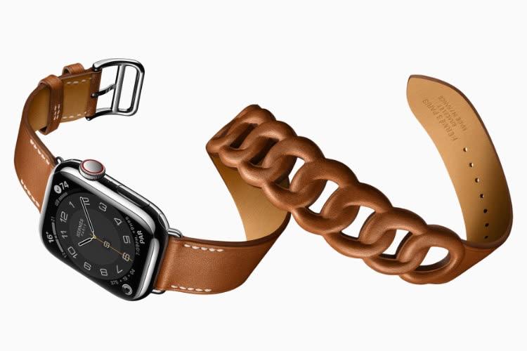 Nouveaux coloris pour les bracelets Series 7 compatibles avec les précédentes AppleWatch