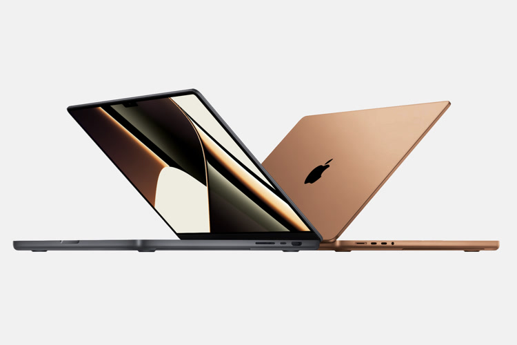 Concept : le nouveau MacBookPro rend bien en bronze