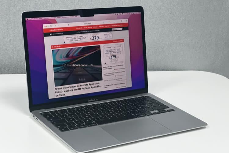 Notch Pro, une app pour avoir une encoche sur son Mac comme un pro