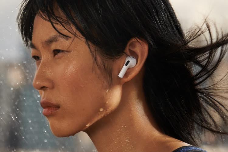 Les AirPods3 abandonnent les iPhone et iPad incompatibles iOS13