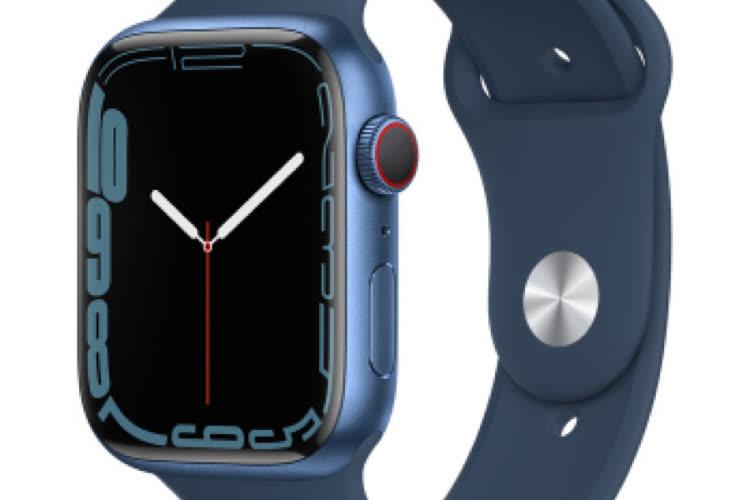 Promo : -30 € sur des AppleWatch Series 7 chez Orange et SFR