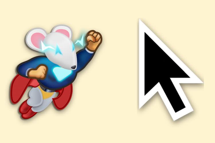 Mousecape, un logiciel pour personnaliser son curseur sur macOS