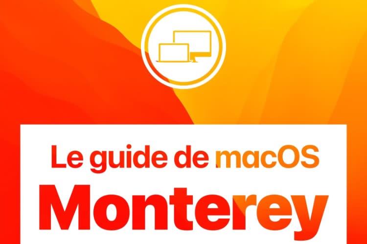 Le guide de macOS Monterey : précommandez dès maintenant notre nouveau livre !