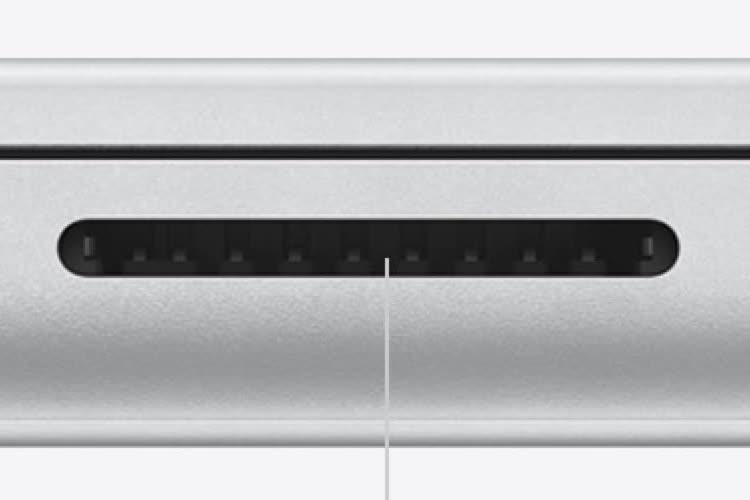 Un débit de 312Mo/s pour le lecteur de cartes SD des nouveaux MacBookPro