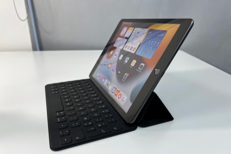 Test de l'iPad 9 : on ne change pas une équipe qui gagne