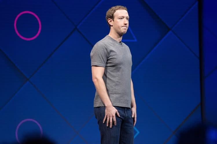 Facebook : la semaine noire de Mark Zuckerberg