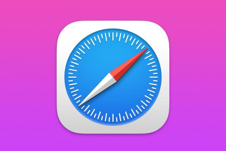 Apple continue de travailler l'interface de Safari dans macOS Monterey