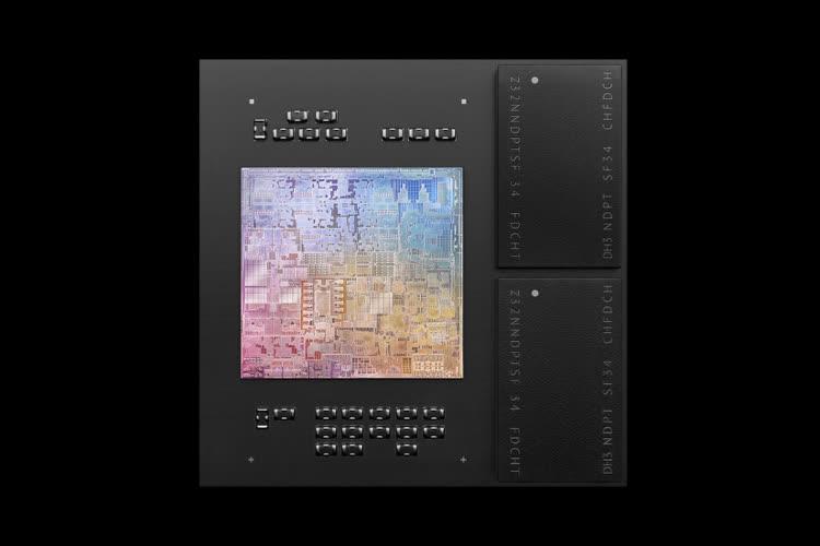 Intel reconnait qu'Apple a fait «du très bon travail» avec sa puce M1