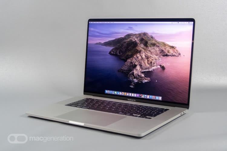 """Le MacBookPro 16"""" Intel baisse de prix sur le refurb"""
