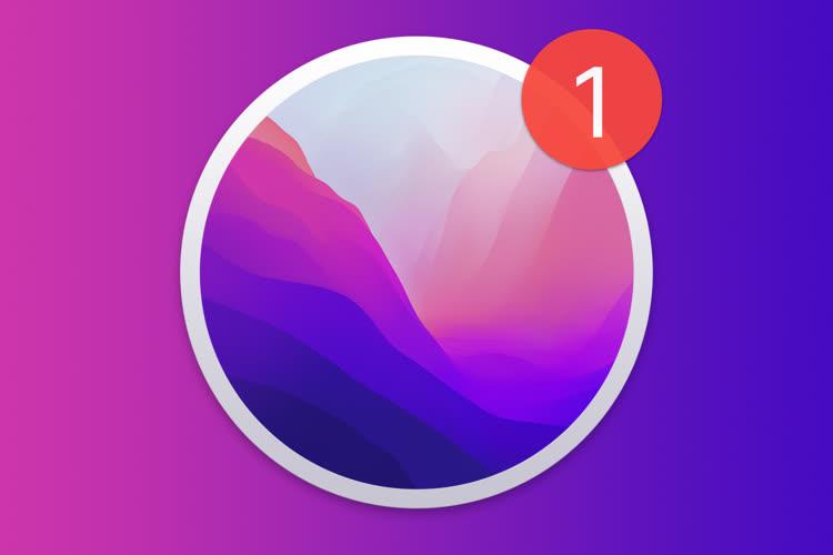 Contrairement à iOS15, Apple tient à ce que vous installiez macOS Monterey